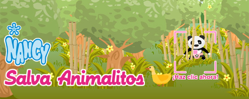 Nancy salva Animalitos