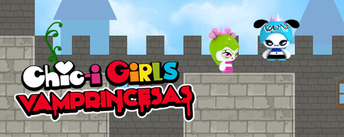 Chic-i Girls Vamprincesas