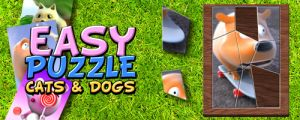 Easy Puzzle - Cats and Dogs